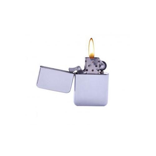 Запалки Modeli Umbrella Zapalka CHROME WINDPROOF METAL LIGHTER