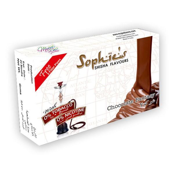 Наргиле Ароми Sophies Sophies ароми за наргиле CHOCOLATE FANTASY 50гр