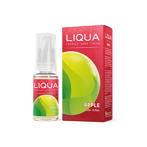Електронска цигара Течности Ritchy Liqua Liqua Elements Apple - Јаболко 10ml