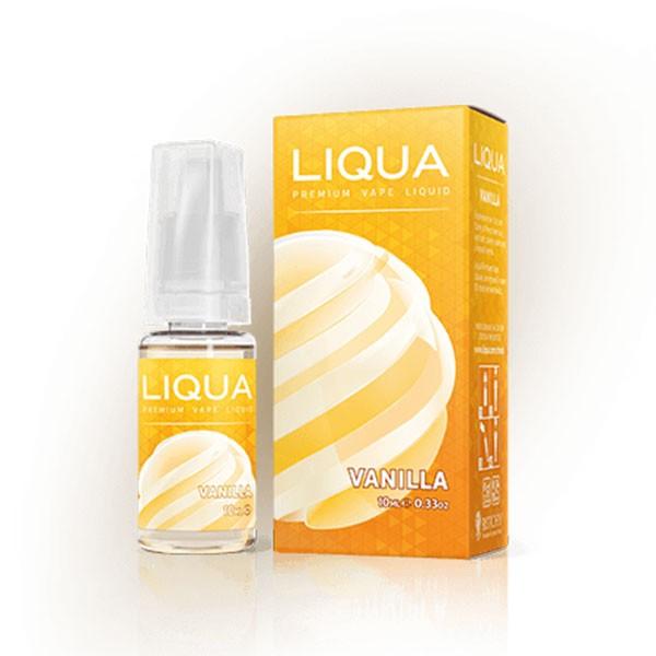 Електронска цигара Течности Ritchy Liqua Liqua Elements Vanilla 10ml