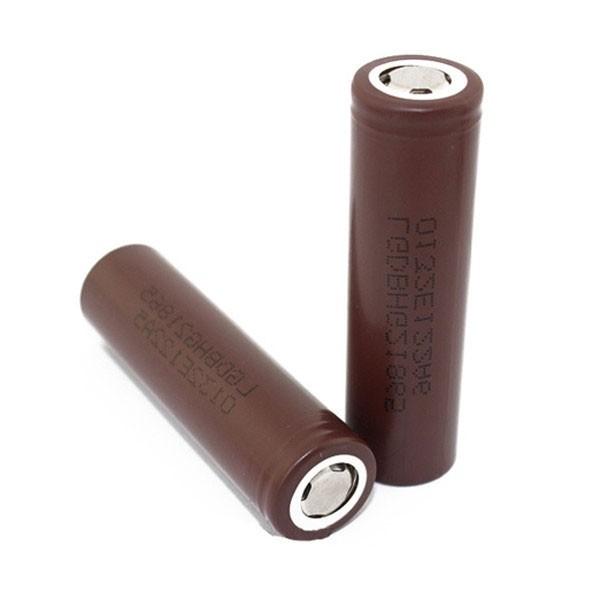 Електронска цигара Делови LG Батерија 18650 LG HG2 20A - 3000MAH