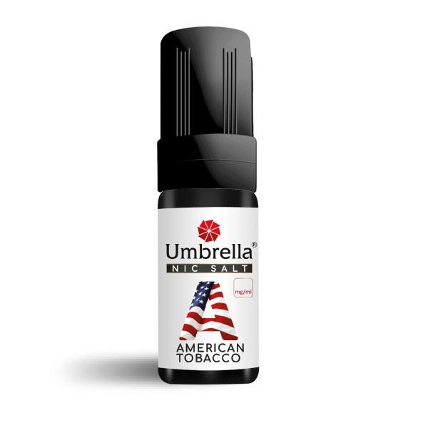 Електронска цигара Течности Umbrella NicSalt Umbrella NicSalt American Tobacco 10ml 20mg
