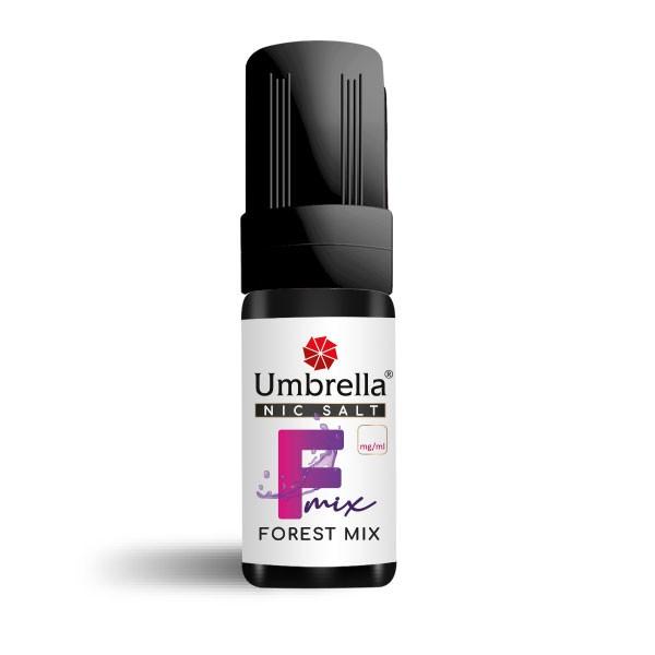 Електронска цигара Течности Umbrella NicSalt Umbrella NicSalt Forest Mix 10ml 20mg