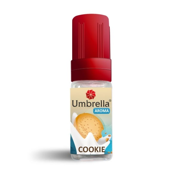 Електронска цигара DIY Umbrella Umbrella DIY aroma Cookie - Koлач 10ml