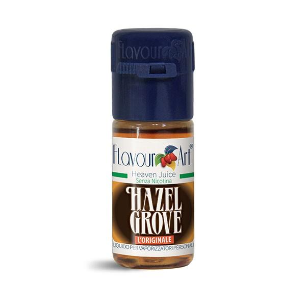 Електронска цигара Течности Flavour Art Hazel Grove - Лешник 10ml