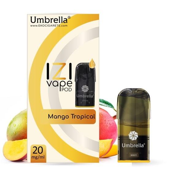 Електронска цигара IZI Vape POD Umbrella Umbrella IZI POD Mango Tropical