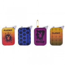 Запалки  PLAYBOY BRIQUET METAL