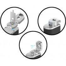 Електронска цигара Делови  Конектор на преклопување за  X Mode 20W