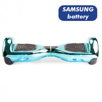 Hoverboard Модели  Hoverboard S36 CHROME BLUE