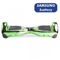 Hoverboard Модели  Hoverboard S36 CHROME GREEN