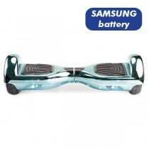 Hoverboard Модели  Hoverboard S36 CHROME LIGHT BLUE