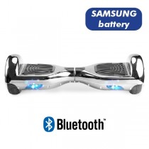 Hoverboard  Hoverboard S36 BlueTooth CHROME SILVER