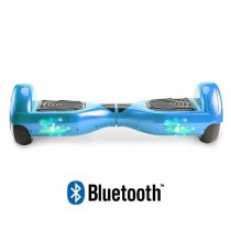 Hoverboard Модели  Hoverboard S36 BlueTooth SKY BLUE