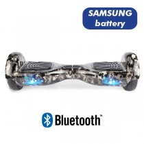 Hoverboard Модели  Hoverboard S36 BlueTooth URBAN Black Skull