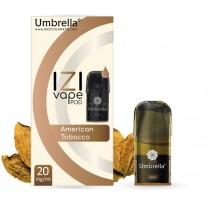 Електронска цигара IZI Vape POD  Umbrella IZI POD American Tobacco