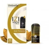Електронска цигара IZI Vape POD  Umbrella IZI POD Gold Tobacco