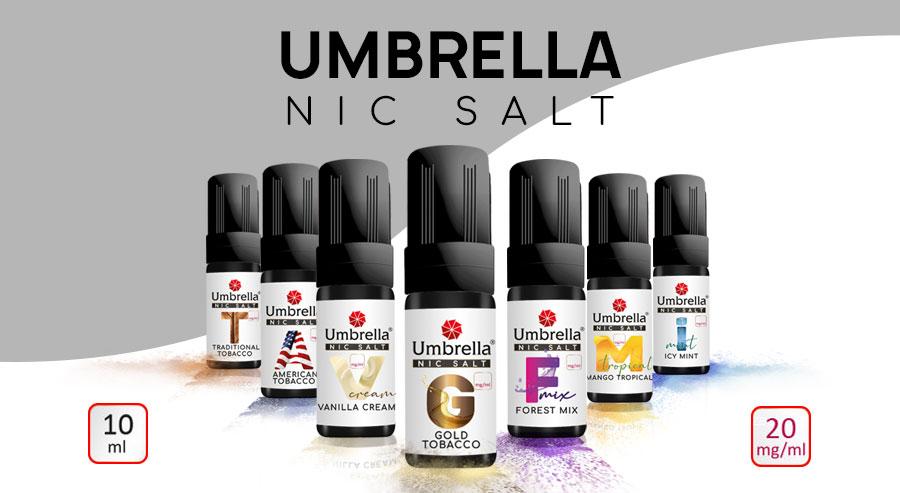 Nic Salt - течности со никотински соли